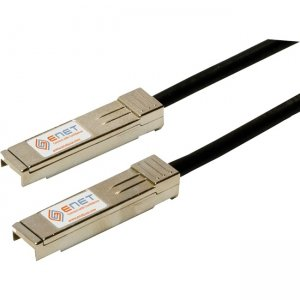 ENET JD095B-ENC 10GBase-CU SFP+ Passive Twinax Cable Assembly 0.65m