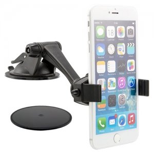 Arkon MG279 Mobile Grip 2 Car Mount for Apple iPhone 6 Plus Android Smartphones