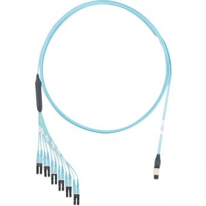Panduit FXTHP6NLSSNF008 QuickNet Fiber Optic Duplex Network Cable