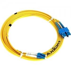 Axiom AXG92720 Fiber Optic Duplex Network Cable