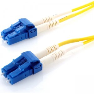 Axiom AXG94683 Fiber Optic Duplex Network Cable