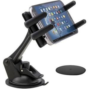 Arkon SM679 Smartphone Car Mount - Slim-Grip Ultra Sticky Suction Mount