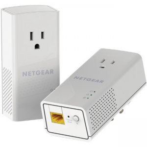 Netgear PLP1200-100PAS Powerline Network Adapter PLP1200