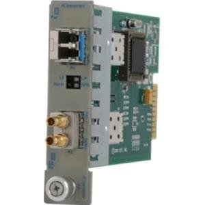 Omnitron Systems 8899S-0 Coax to Fiber Media Converter