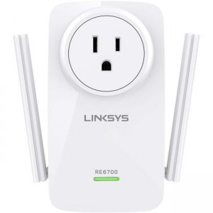 Linksys RE6700 AC1200 Amplify Dual-Band Wi-Fi Range Extender