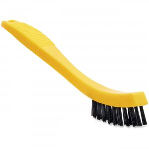 Rubbermaid Commercial 9B5600BK Tile / Grout Cleaning Brush RCP9B5600BK