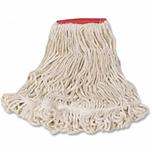 Rubbermaid D21306WH00 Super Stitch Cotton Synthetic Mop RCPD21306WH00