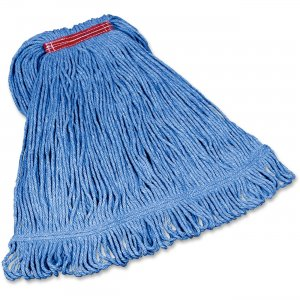 Rubbermaid Commercial D21306BL00 Super Stitch Cotton Synthetic Mop RCPD21306BL00
