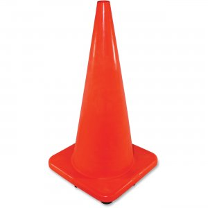 "Impact Products 7309 28"" Slim Orange Safety Cone IMP7309"