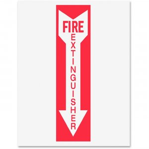 Tarifold P1949FE Safety Sign Inserts-Fire Extinguisher TFIP1949FE