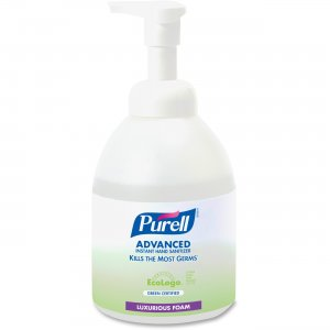 PURELL 5791-04 Hand Sanitizer Green Certified Foam GOJ579104
