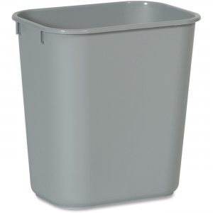 Rubbermaid Commercial 2955GY Standard Series Wastebaskets RCP2955GY