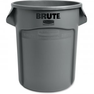 Rubbermaid 262000GY Brute Round 20-gal Container RCP262000GY
