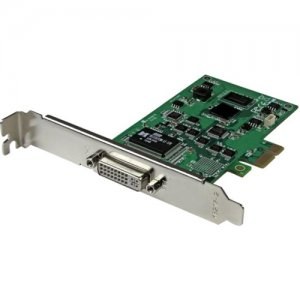 StarTech.com PEXHDCAP2 High-Definition PCIe Capture Card - HDMI VGA DVI & Component - 1080P