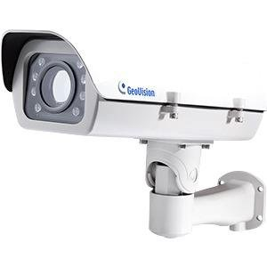 GeoVision GV-LPC1200 1 MP 10x Zoom B/W Network Camera