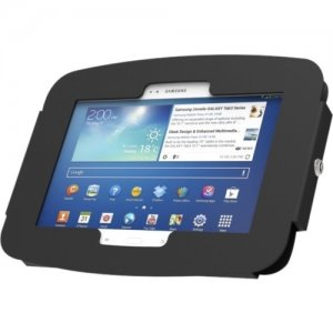 Compulocks 680AGEB Space Galaxy Tab A Enclosure Wall Mount - Fits Galaxy Tab A Models