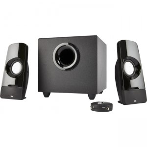 Cyber Acoustics CA-3050 Speaker System with Control Pod Blast