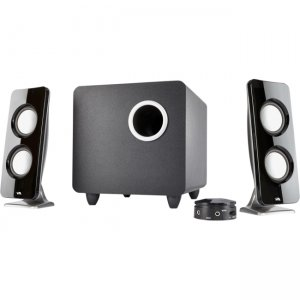 Cyber Acoustics CA-3610 Speaker System with Control Pod Immersion