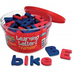 Learning Resources LER6304 Magnetic Learning Letters