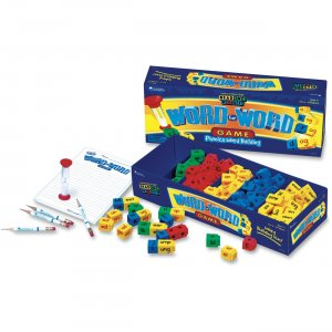 Learning Resources LER7180 Reading Rods Word Phonics Game