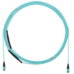 Panduit FXTYP7E7EAAM010 QuickNet Fiber Optic Network Cable