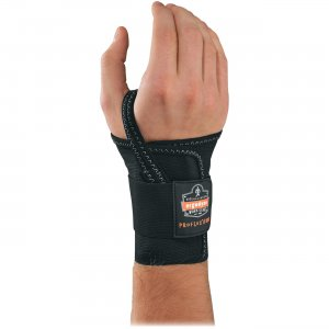 Ergodyne 70006 ProFlex 4000 Single Strap Wrist Support