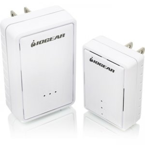 Iogear GPLWEKIT Powerline Wireless Extender Kit