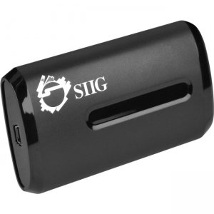 SIIG JU-AV0312-S1 USB 2.0 HD Video Capture Slim Box - Multi-Input