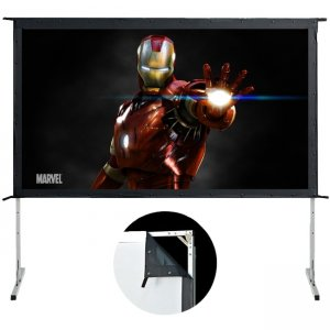"EluneVision EV-MM-144-1.2 144"" Movie Master Portable Screen"