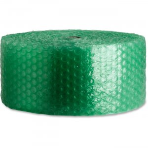 "Sparco 74975 Bulk 1/2"" Large Recycled Bubble Cushioning Rolls SPR74975"