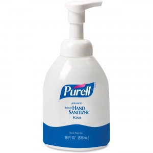 PURELL 579204 Advanced Instant Hand Sanitizer Foam GOJ579204