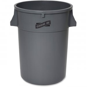 Genuine Joe 11581 44-Gallon Heavy-duty Trash Container GJO11581