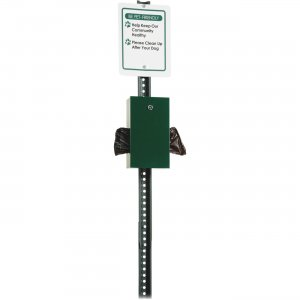 Tatco 28100 Dog Waste Station TCO28100