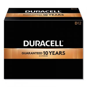 Duracell DURMN1300BKD CopperTop Alkaline Batteries, D, 72/CT