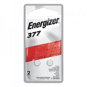 Energizer EVE377BPZ2 Watch/Electronic/Specialty Battery, 377, 1.5V, 2/Pack