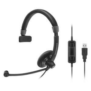 Sennheiser 506498 Culture Plus SC 40 USB MS BLACK