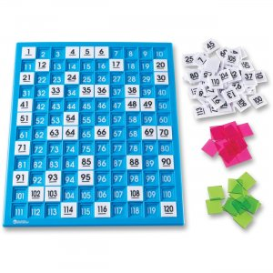 Learning Resources 1332 Numbers Board Set
