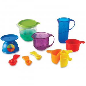 Learning Resources 2783 Primary Science Mix & Measure Set