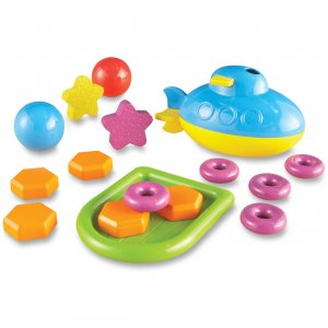 Learning Resources 2827 STEM - Sink or Float Activity Set