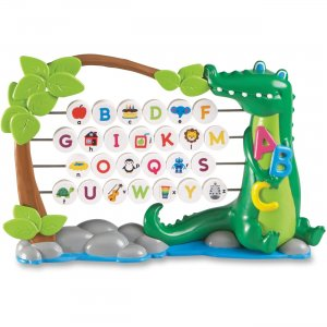 Learning Resources 7723 Alphagator Bead Abacus