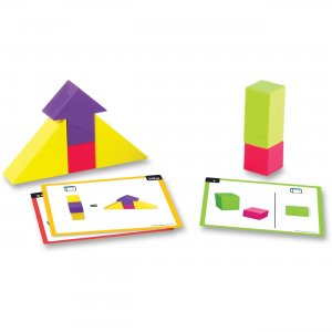 Learning Resources 9284 Mental Blox Point Of View Game