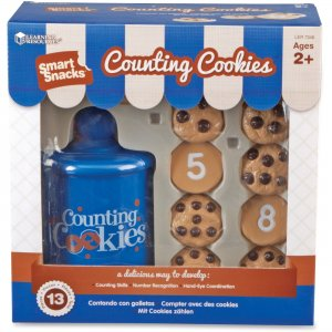 Smart Snacks 7348 Counting Cookies Set