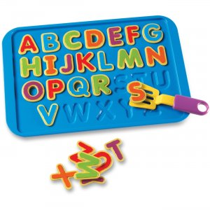 Learning Resources 7733 ACB Alphabet Cookies Puzzle