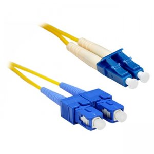 ENET SCLC-SM-20M-ENC Fiber Optic Patch Duplex Network Cable