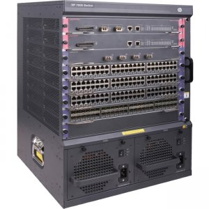 HP JD239C Switch Chassis 7506