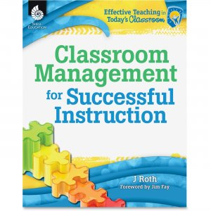 Shell 51195 Classroom Management Instruction Guide SHL51195