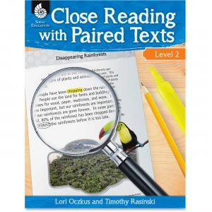 Shell 51358 Close Reading Level 2 Guide SHL51358