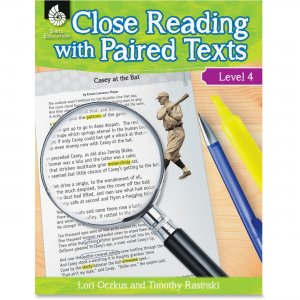 Shell 51360 Close Reading Level 4 Guide SHL51360