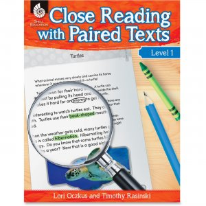 Shell 51357 Close Reading Level 1 Guide SHL51357