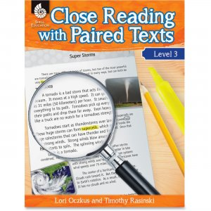 Shell 51359 Close Reading Level 3 Guide SHL51359